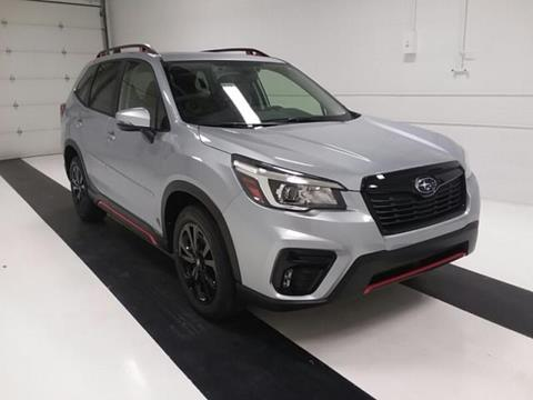 2019 Subaru Forester for sale in Topeka, KS