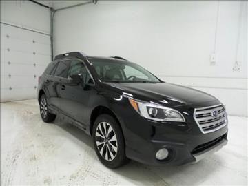 2015 Subaru Outback for sale in Topeka, KS