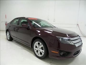 2012 Ford Fusion for sale in Topeka, KS