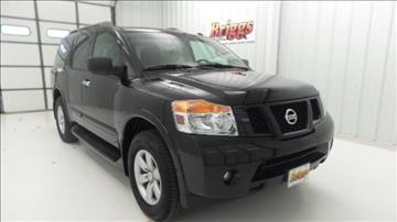 2015 Nissan Armada for sale in Topeka, KS