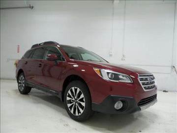 2017 Subaru Outback for sale in Topeka, KS