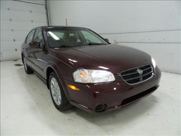 2000 Nissan Maxima for sale in Topeka, KS