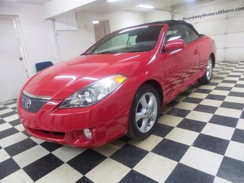 2006 Toyota Camry Solara for sale in Murfreesboro, TN