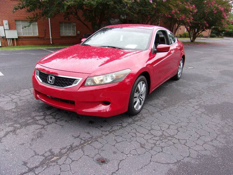 2008 Honda Accord for sale at TAR HEEL AUTO SALES OF RALEIGH in Raleigh NC