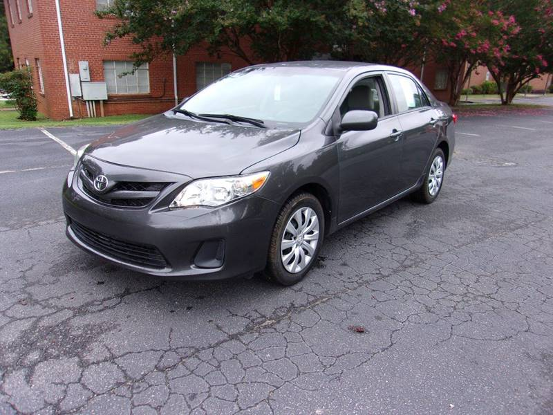 2012 Toyota Corolla For Sale At TAR HEEL AUTO SALES OF RALEIGH In Raleigh NC
