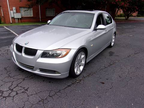 2006 BMW 3 Series for sale at TAR HEEL AUTO SALES OF RALEIGH in Raleigh NC