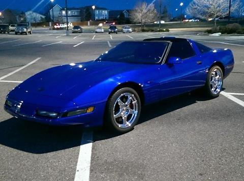 1994 Chevrolet Corvette for sale in Broomfield, CO