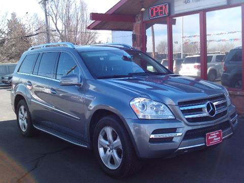 2012 Mercedes-Benz GL-Class for sale in Broomfield, CO