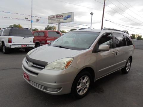 2004 Toyota Sienna for sale in Broomfield, CO
