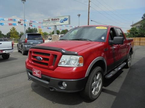2008 Ford F-150 for sale in Broomfield, CO