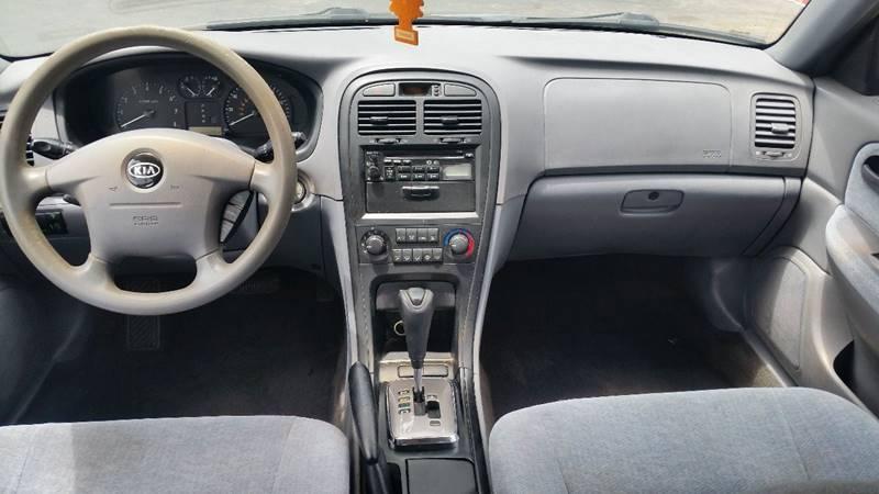 2004 Kia Optima LX 4dr Sedan - Dothan AL