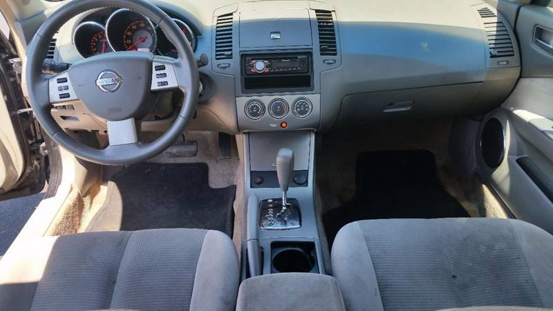 2005 Nissan Altima 2.5 S 4dr Sedan - Dothan AL