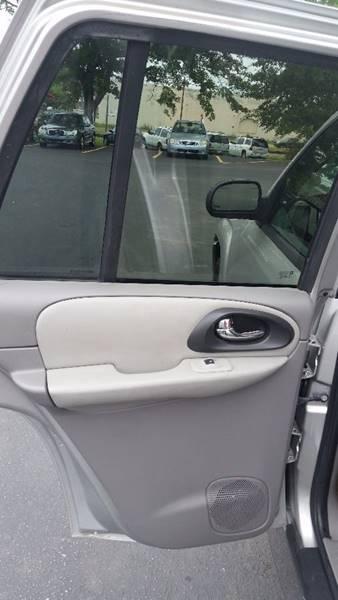 2008 Chevrolet TrailBlazer 4x2 LS Fleet2 4dr SUV - Dothan AL