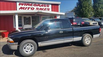 2001 Dodge Dakota for sale in Dothan, AL