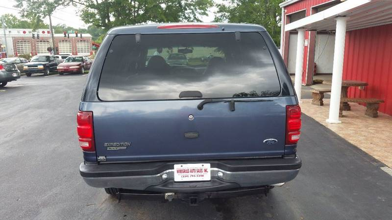 2002 Ford Expedition XLT 2WD 4dr SUV - Dothan AL