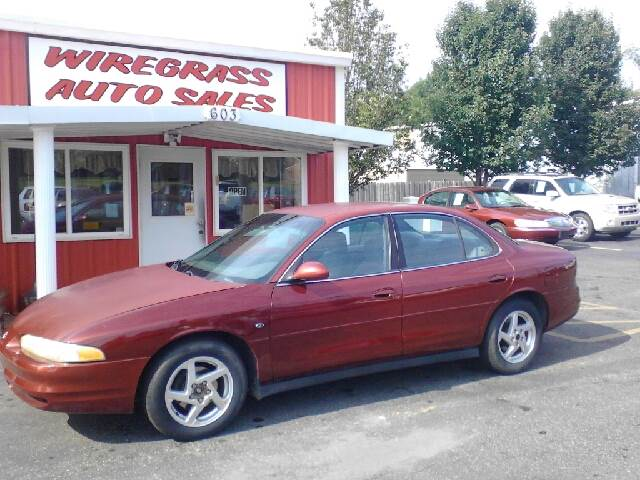 2000 Oldsmobile Intrigue GL 4dr Sedan - Dothan AL