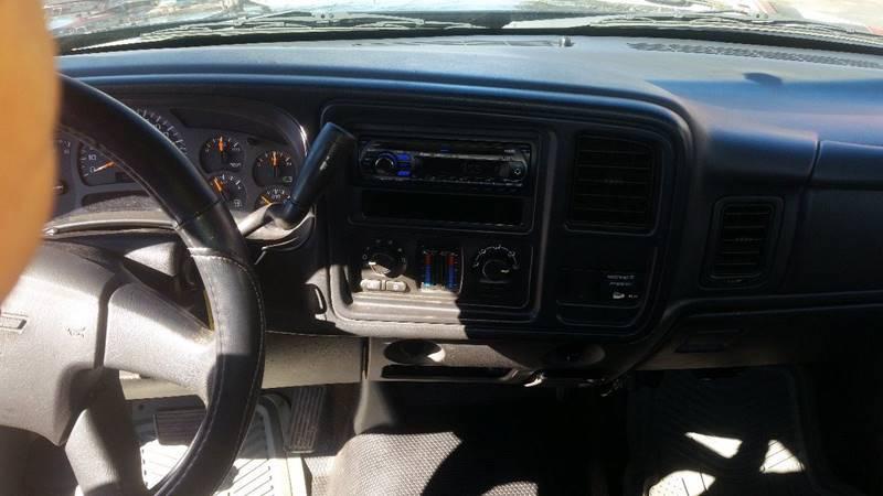 2003 Chevrolet Silverado 1500 2dr Standard Cab Work Truck Rwd LB - Dothan AL