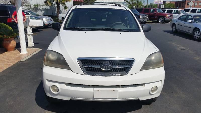 2006 Kia Sorento LX 4dr SUV w/Automatic - Dothan AL