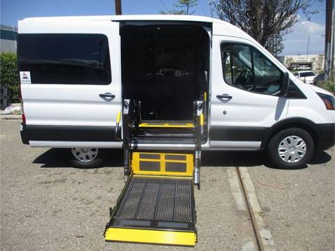 2019 Ford Transit Wheelchair Van for sale in Corona, CA