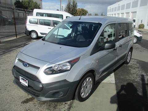 2016 Ford Transit Connect Wagon for sale in Corona, CA