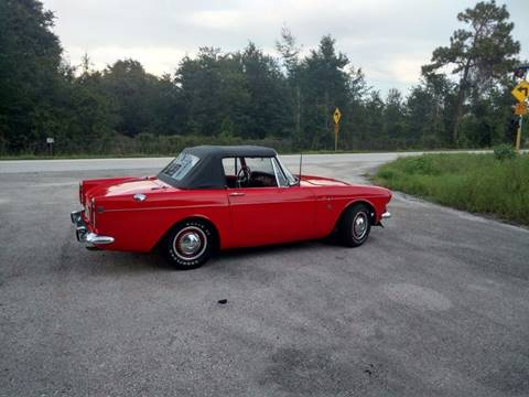 1965 Sunbeam Tiger for sale in Land O Lakes, FL