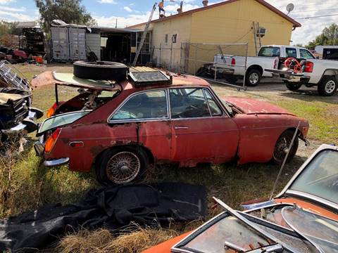 1971 MG MGB for sale in Land O Lakes, FL