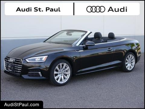 2018 Audi A5 for sale in Saint Paul MN