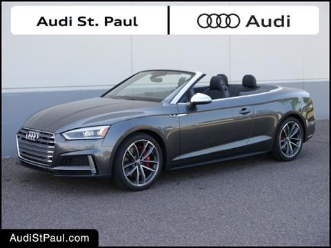 2018 Audi S5 for sale in Saint Paul MN