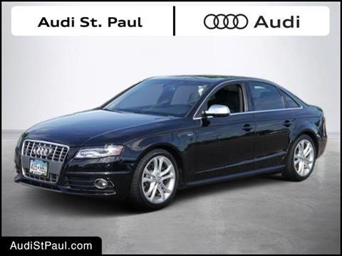2012 Audi S4 for sale in Saint Paul MN