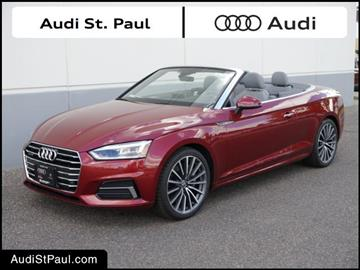 2018 Audi A5 for sale in Saint Paul, MN