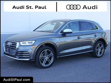 2018 Audi SQ5 for sale in Saint Paul, MN