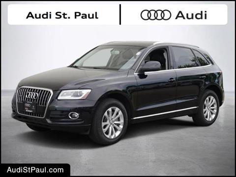 2014 Audi Q5 for sale in Saint Paul MN