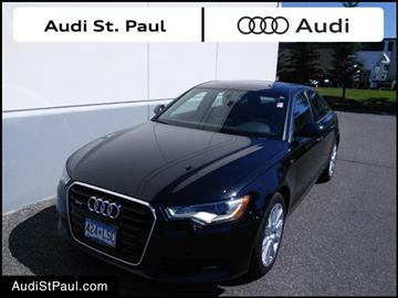 2014 Audi A6 for sale in Saint Paul, MN