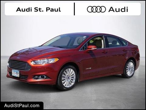 2014 Ford Fusion Hybrid for sale in Saint Paul, MN