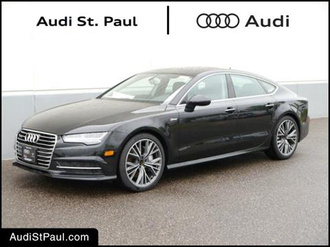 2017 Audi A7 for sale in Saint Paul MN