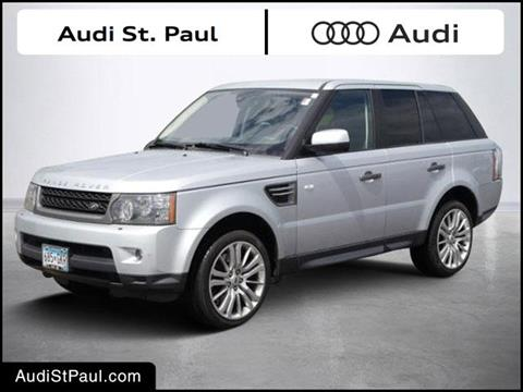 2010 Land Rover Range Rover Sport for sale in Saint Paul, MN