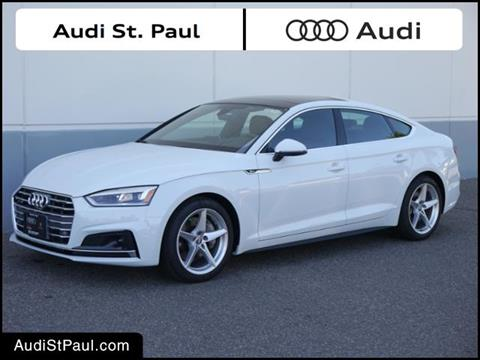 2018 Audi A5 Sportback for sale in Saint Paul MN