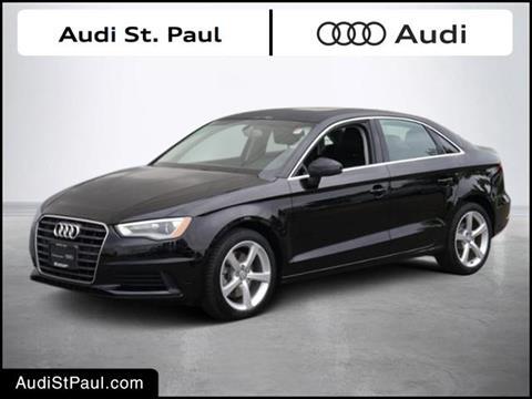 2015 Audi A3 for sale in Saint Paul, MN