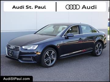 2018 Audi A4 for sale in Saint Paul, MN