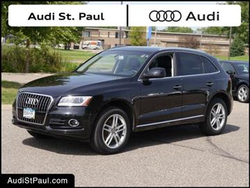 2015 Audi Q5 for sale in Saint Paul, MN
