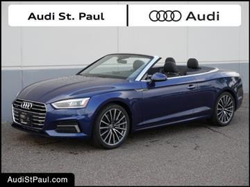 2018 Audi A5 for sale in Saint Paul, MN