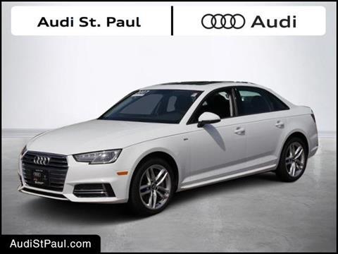 2017 Audi A4 for sale in Saint Paul, MN