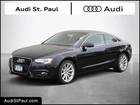 2015 Audi A5 for sale in Saint Paul MN