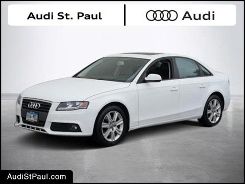 2010 Audi A4 for sale in Saint Paul, MN