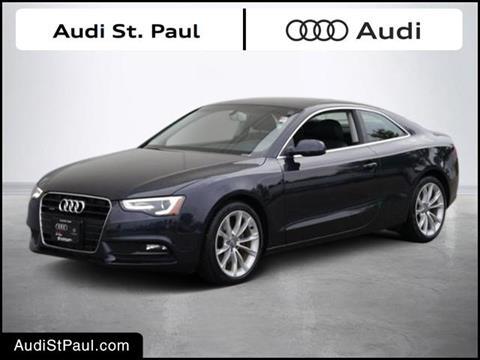 2014 Audi A5 for sale in Saint Paul MN