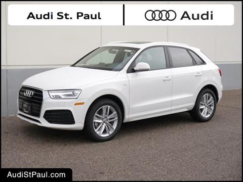 2018 Audi Q3 for sale in Saint Paul, MN