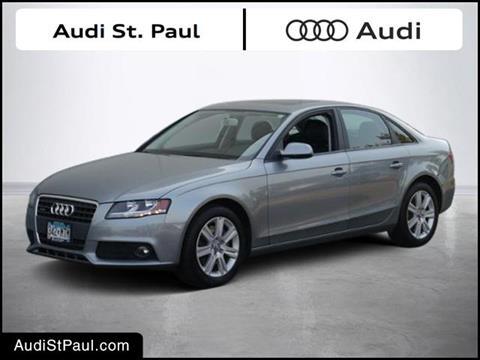 2011 Audi A4 for sale in Saint Paul, MN