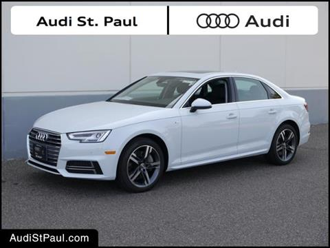 2018 Audi A4 for sale in Saint Paul MN