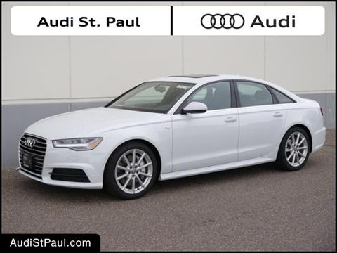 2018 Audi A6 for sale in Saint Paul MN