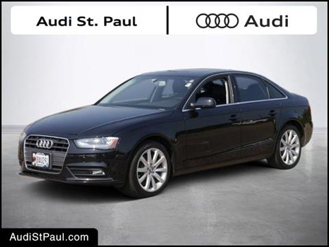 2013 Audi A4 for sale in Saint Paul, MN